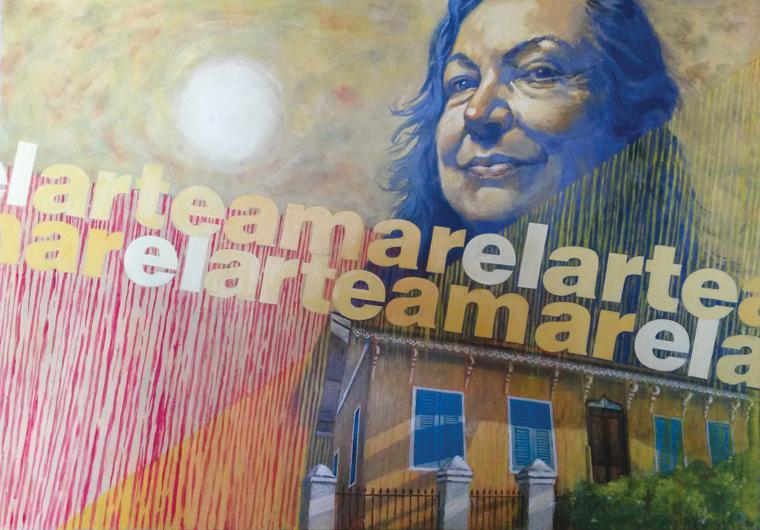 Entre Arte & Afetos, coletiva na Casa Amarela